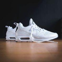 5807e272a4de Nike Air Max Prime  White Nike Shoes Outfits