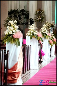 Church wedding decorations google search trou dekor pinterest church wedding decoration junglespirit Choice Image