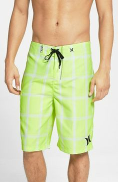 Hurley 'Puerto Rico' Board Shorts available at #Nordstrom