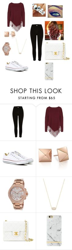 """Untitled #64"" by samy-101 ❤ liked on Polyvore featuring interior, interiors, interior design, home, home decor, interior decorating, River Island, Boris, Converse and Michael Kors"