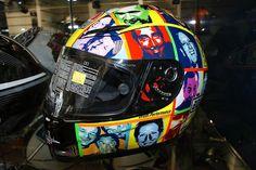 Motorcycle helmets at Custom Lids   Flickr - Photo Sharing!