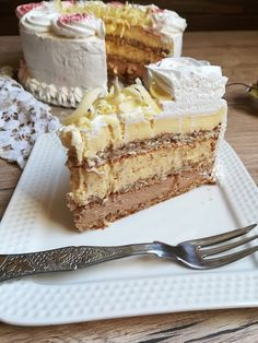 Torte Recepti, Kolaci I Torte, Baking Recipes, Cake Recipes, Dessert Recipes, Best Carrot Cake, Torte Cake, Drip Cakes, Sweet Cakes