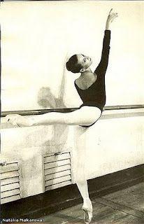 Natalia Makarova ♥ www.thewonderfulworldofdance.com #ballet #dance