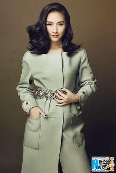 Actress Tao Xinran | China Entertainment News