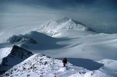 Mount Vinson is the coldest, most remote, and most expensive of the Seven Summits.