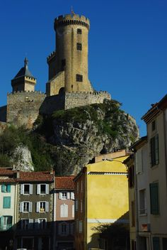 Foix, France  Been there...
