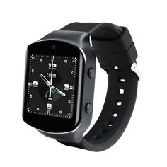 Smart Watch With 3G wifi bluetooth GPS Google play store Heart Rate monitor