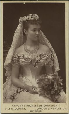 Princess Louise Margaret of Prussia, Duchess of Connaught.