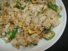 Electric Skillet Recipe 5: Fried Rice