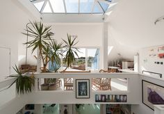St-Leonards-on-Sea, East Sussex — The Modern House Estate Agents: Architect-Designed Property For Sale in London and the UK Seaside Towns, Estate Agents, House Made, East Sussex, Property For Sale, Gallery Wall, Handsome, England, Houses