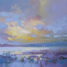 Cowal Light Study 1 - Scott Naismith