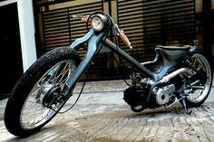 ❦ Custom scooter
