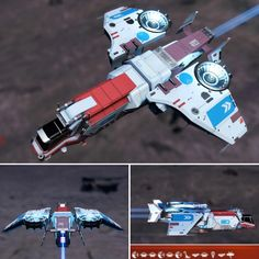 extended neck fan hauler in white, red and purple chrome with beautiful blue decals. Definitely one of my better hauler finds. Stargate, Glyph Font, Hello Games, Other Galaxies, Name Pictures, No Man's Sky, Spaceship Art, Star Wars Ships, Ideas