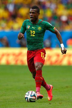 Henri Bedimo of Cameroon
