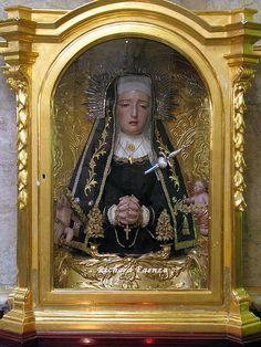 Our Lady of Sorrows by fajjenzu, via Flickr