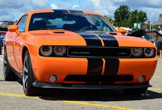 2013 Dodge Challenger SRT8 by scott597, via Flickr