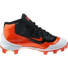 Nike Boys' Huarache 2KFilth Keystone Mid Baseball Cleats