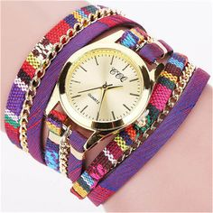 Women Fashion Casual Analog Quartz Women  Watch Bracelet Watch ladies watch montre femme reloj mujer wholesale Free shipping A8.