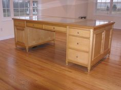 desk made from solid core doors - Google Search