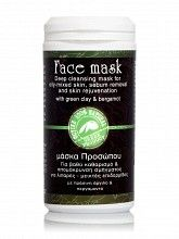 Face Mask for Oily Skin is made by BioAroma in Agios Nikolaos, Crete. It contains green clay and bergamot essential oil to regulate excessive skin oiliness and tighten the pores, and offers deep cleansing and radiance. Deep Cleansing Mask, Mask For Oily Skin, Bergamot Essential Oil, Green Clay, Skin Care, Cosmetics, Face, Beauty, Skincare Routine