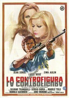 Controfigura [La], The Double (Romolo Guerrieri) - 1971 I - Jean Sorel