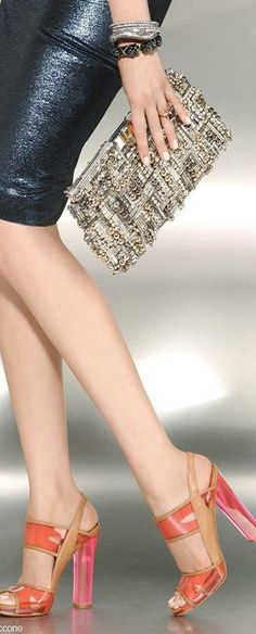 shoes and clutch ♥✤ | KeepSmiling | BeStayClassy