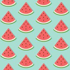 Watermelon Throw Pillow by Bortonia - Cover x with pillow insert - Indoor Pillow Watermelon Drawing, Watermelon Slices, Watermelon Cutting, Coffee Health, Elements And Principles, Canvas Prints, Art Prints, Latte Art, Food Art
