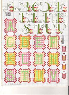 AMIGAS Y PUNTO DE CRUZ (pág. 1706) | Aprender manualidades es facilisimo.com