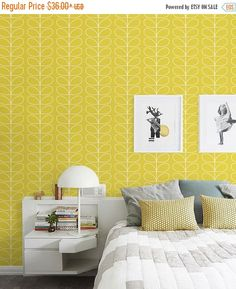 40% OFF from Selfadhesive Peel and stick vinyl wallpaper - Leaf pattern print - 113B