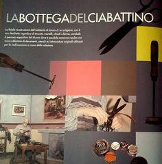 LA BOTTEGA DEL CIABATTINO Museo della Calzatura  di Sant'Elpidio a Mare (FM)