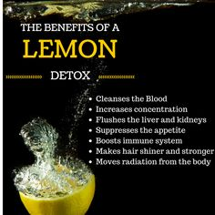 Liver Cleanse Remedies The Benefits of a Lemon Detox - Liver Cleanse - doTERRA Essential Oils - Just about everyone can benefit from a liver cleanse. This is incredibly simple. If you've never tried a liver cleanse this is a great place to start. Lemon Detox Cleanse, Kidney Detox Cleanse, Detox Your Liver, Liver Cleanse, Liver Detox Drink, Body Cleanse, Juice Cleanse, Natural Liver Detox, Natural Detox Drinks