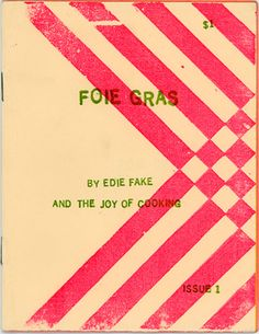 Foie Gras via rawdraw