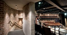 Everyman Theatre / Haworth Tompkins
