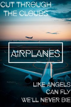 Airplanes,5SOS. Made by @RealityWins