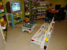 pallet ideas for kids room - Google Search