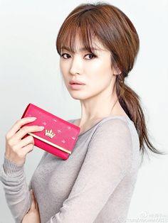 Song Hye Kyo I want you Korean Beauty, Asian Beauty, Song Hye Kyo Style, Stunningly Beautiful, Korean Celebrities, Beautiful Asian Women, Korean Actresses, Ulzzang Girl, Pretty People