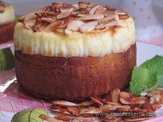 :: Просмотр темы - Десерты от Мишель. Миндально-творожное пирожное