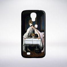 Auguste Toulmouche - The Kiss Phone Case