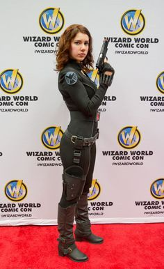 Bargain Beautiful: Movie quality Black Widow Costume OK. This is BY...