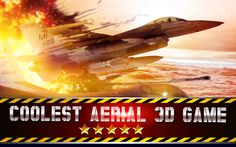"Command: ""Fox 1 this is control, Engage the enemy, Open Fire!!"" <br>The HOTTEST arcade shooting game on IOS today! <br>### TOP 10 across 39 stores around the world ### <p>""Storm Flight Ace Trooper "" is the ultimate jet fighter shooting war game taking place high above in the skies. <p>Test you skills and survive the battle, are you made for the skies? DO you have what it takes to become a pilot? <p>Amazing 3D Jet arcade shooting game where you battle wave after wave of incoming attacks of en"