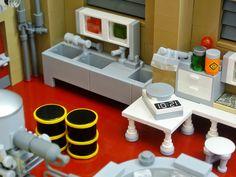 Breaking Bad Labo d'ampeth en LEGO