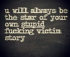 This one gets dedicated to a few narcissists who I left in the dust!