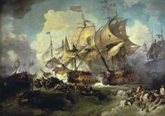1 June 1794, 220 years ago, 400 miles west of Ushant, the first major fleet action of the Revolutionary Wars was fought between two huge British and French squadrons, known as the Glorious First of June or Bataille du 13 prairial an 2 or simply as the Third Battle of Ushant.