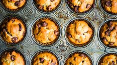 Chocolate Chip Muffins Recipe - Genius Kitchen