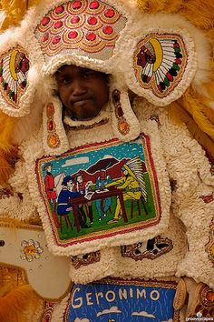 Mardi Gras Indians - New Orleans, Louisiana Madi Gras, Holiday Festival, Carnival Festival, New Orleans Mardi Gras, African Royalty, Cherokee Nation, Black Indians, Mardi Gras Costumes, New Orleans Louisiana