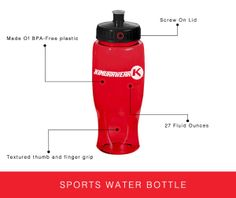 Kimurawear water bottle #IamAnAthlete