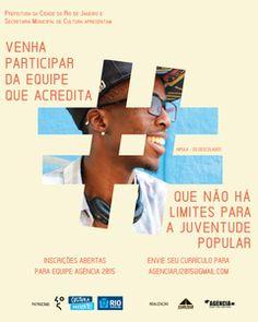 Agenda Cultural RJ: Agência de Rede para Juventude abre inscrições par...