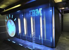 IBM Watson Computer. IBM designed a system of hardware and software racked into a space that is roughly equivalent to 10 refrigerators in volume, the system is a cluster of 90 IBM Power 750 servers, each of which contains 32 90 POWER7 processor cores running at 3.55 GHz. Watson can process 500 gigabytes per second, the equivalent of the content in about a million books. Moreover, each of those 32 servers is equipped with 256 GB of RAM so that it can retain about 200 million pages worth of…