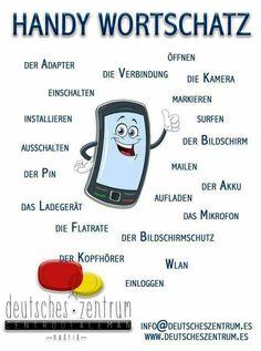 Handy vocab