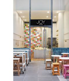 Joy Cupcakes – designed byMim Design, photo -Shannon McGrath